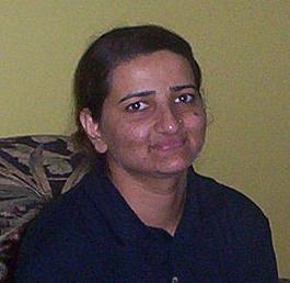 Our sister Sandeela