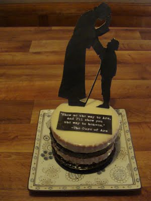 Show me the way to Ars Cake