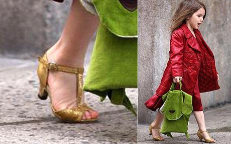 Toddler heels