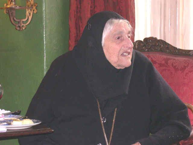 Mother Thekla
