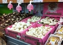 Deadly mushrooms