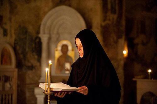 Orthodox-nun