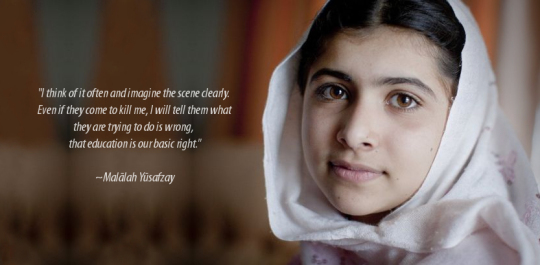 Malala education